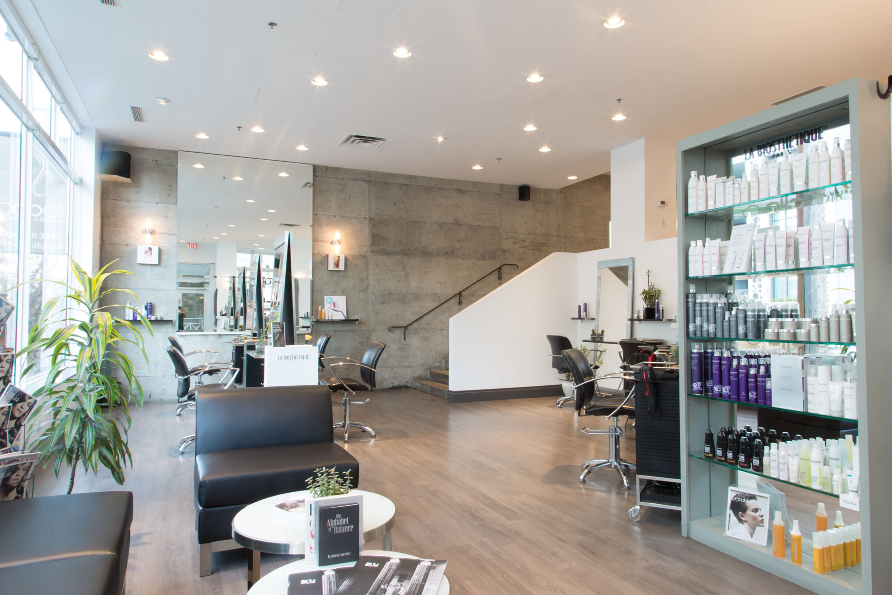 Capelli hair salon vancouver hair salon best vancouver for A salon vancouver
